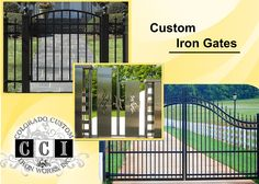 Colorado Custom Iron Works Company is providing high quality custom iron work at best competitive prices. It has served more than 4000 customers in Denver, Parker, Highlands Ranch, and many more places. It's the best platform to get the iron security storm doors, which add security for your home.  http://coloradocustomiron.com/