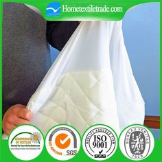 Amazon best selling quilted mattress protector with zipper in Northwest Territories