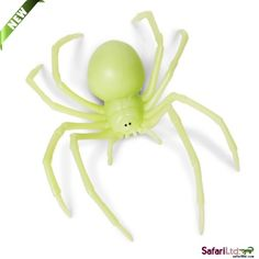Glow-in-the-Dark Black Widow  Spider at theBIGzoo.com, a family-owned gift shop with 12,000+ animal-themed items.