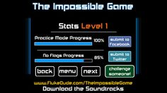 Top iPhone Game #68: The Impossible Game - FlukeDude Ltd by FlukeDude Ltd - 04/20/2014