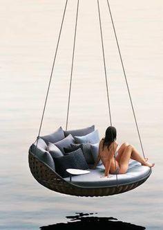 just hanging…..