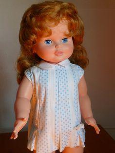 Yo colecciono muñecas ¿ Y tu ?: Los años 60 y 70 - Plastico y goma - Varias marcas