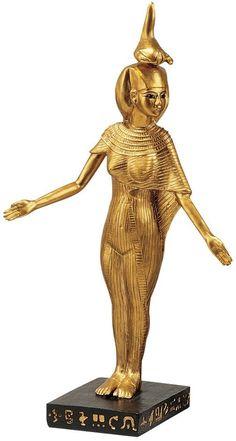 Serqet Goddess of the Egyptian Realm Figurine | Wayfair
