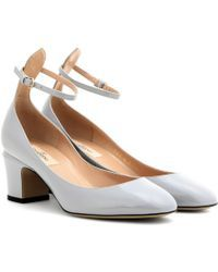 Valentino | Tango Patent Leather Pumps | Lyst
