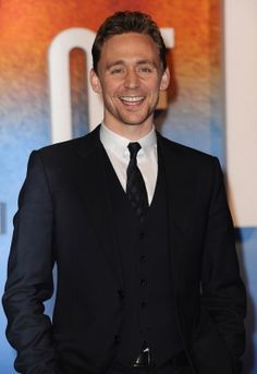 Tom Hiddleston attends the UK premiere of Life of Pi at #Empire #Leicester Square, London, on December 3, 2012