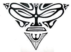 Tattoo Maori Triangle | TattoosDataBase.Co