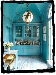 have some decorum: Kitchens I Have Known and Loved...