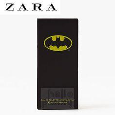 [ZARA BATMAN] Children's Woody Fragrance Perfume Eau De Toilette 10ml