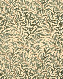 Willow Boughs Light Green från William Morris & Co