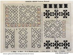 Cross Stitch, Traditional, Quilts, Blanket, Costume, Blouse, Embroidery, Punto De Cruz, Seed Stitch