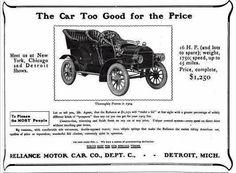 1905 Reliance