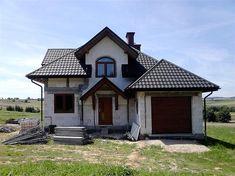Home Building Design, Building A House, Iron Handrails, Bungalow House Design, Design Case, Home Fashion, Future House, House Plans, Exterior