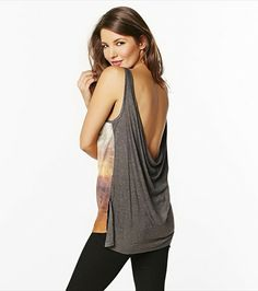 Layer this low back tank from Dynamite with a lace bandeau for a fun and trendy look! Lace Bandeau, New Wardrobe, Designer Wear, Dress To Impress, Fashion Beauty, Camisole Top, Dress Up, Fashion Outfits, Tank Tops