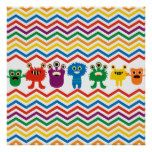 Image from http://rlv.zcache.com/colorful_cute_monsters_fun_chevron_striped_pattern_poster-r24b69ee416f548fcb1a82729d516125e_w2q_8byvr_152.jpg.