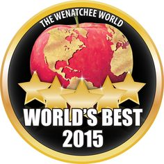BID NOW in the 2015 World's Best Winners online auction!  wenatcheeworld.com/auction/  Ends Fri, Mar 27th, at 8pm PDT.