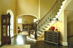 Plan 2428  - The Marigold  | Foyer    This will be my house!!
