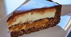Már napok óta terveztem ezt a sütit elkészíteni. Még a facebookon találtam rá egy kedves hölgynél, aki nagyon guszta tortákat süt, ... Cookie Desserts, Cookie Recipes, Dessert Recipes, Brithday Cake, Food Porn, Recipes From Heaven, Winter Food, Cake Cookies, Sweet Recipes