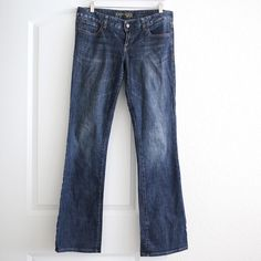 Express Jeans Size 8 Express Jeans Size 8. Stella boot cut. Express Jeans