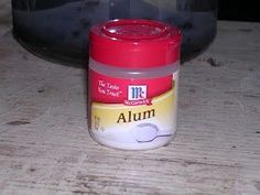 Why adding Alum to your stockpile is important. I've used powdered alum for years as a blood stop. It's in my emergency kit as well as my home medicine cabinet..