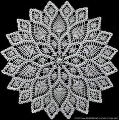 Home Decor Crochet Patterns Part 74 - Beautiful Crochet Patterns and Knitting Patterns Filet Crochet, Art Au Crochet, Beau Crochet, Crochet Crafts, Crochet Projects, Knit Crochet, Crochet Flower, Free Crochet Doily Patterns, Crochet Motifs
