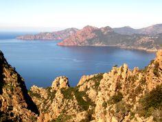 Les calanches de Piana Sardinia, War, River, Artist, Nature, Photos, Outdoor, Corse, France Travel