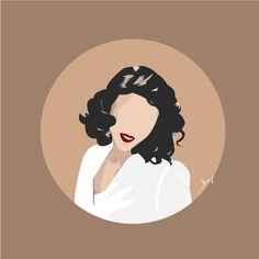 Reinvent yourself! Portrait Illustration, Digital Illustration, Taylor Swift Wallpaper, Aesthetic Art, Art Pictures, Art Inspo, Art Girl, Vector Art, Amazing Art