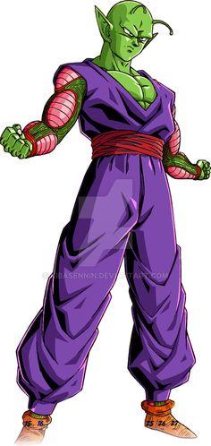 Piccolo Budokai 2 by kibasennin