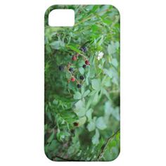 Berries.. Funda Para iPhone 5 Barely There