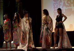 Ghana UK Fashion Show 2013 Fashion Designer/ Artist Erwin Michalec Photo Aneta Srodon