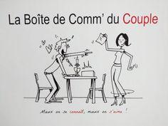 jeu boite de comm du couple Ecards, Couples, Amazon Fr, Diy, Gifts, Fishing Line, Love, E Cards, Bricolage