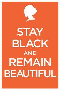 Bold. Black. Beautiful.