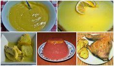 Recetas Dulces y Saladas con Limón