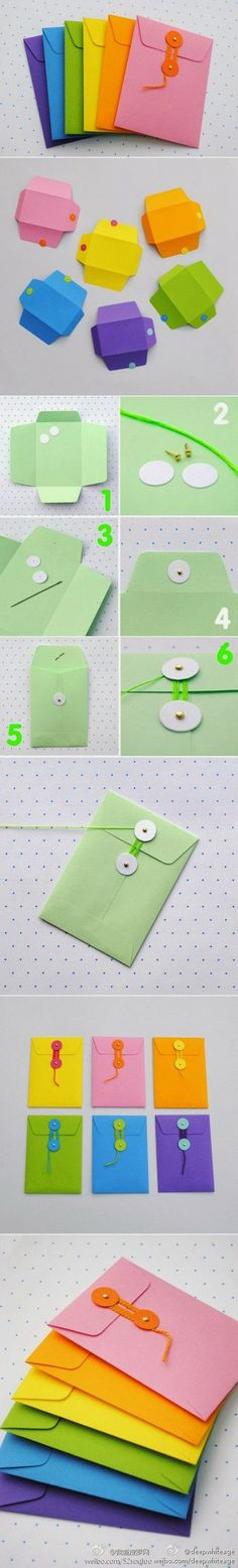 crafts DIY Neon Chain Clutch 2014