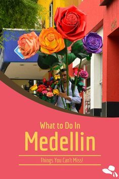Medellin has been called the most innovative city in the world - with good reason. This city is booming - from fantastic restaurants and coffee to using art to regenerate its downtown to hip boutique hotels - here is your complete guide to what to do in Medellin. #WhattodoinMedellin#FreeWalkingTourMedellin#WalkingTourMedellin#Communa13Medellin#ShoppingMedellin#ThingstodoinMedellinColombia#MedellinThingstodo#MedellinTours#TourMedellin