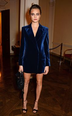 Cara Delevingne - The 15 Most Fashionable Models Off Duty: Kate Moss, Abbey Lee... | W Magazine