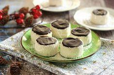 Párizsi csokikrém süteménybe Cheesecake, Food And Drink, Pudding, Cakes, Cake Makers, Cheesecakes, Custard Pudding, Kuchen, Puddings