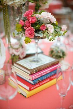 Pin by chelsea wyrick on our wedding pinterest book centerpieces philadelphia wedding from la petite fleur weddings and events junglespirit Gallery