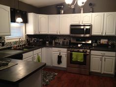 Testimonial Gallery: Rust-Oleum Cabinet Transformations® - A Revolutionary Kitchen Transformation System