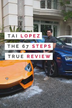 Heard about all the HYPE around the tai lopez course...well I have a whole review on this so called money making course and you will be surprised at my findings...
