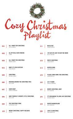 Cozy Christmas Playlist — West Coast Capri