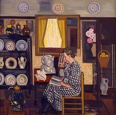 Jean Brusselmans - Het grote interieur (1939)