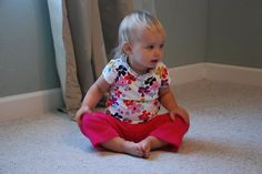Yoga for Tots. She has some great advice for teaching your child yoga. D has a little interest in this. Would love to teach him more.