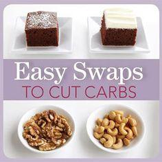 Carb-Saving Tips
