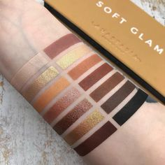 New 14 Colors Anastasia Beverly Hills Soft Glam Palette Eyeshadow Makeup Kit Set Makeup Swatches, Makeup Dupes, Makeup Kit, Skin Makeup, Makeup Tools, Eyeshadow Makeup, Beauty Makeup, Makeup Ideas, Eyeshadows