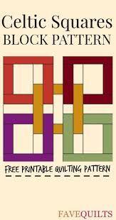 Image result for tutorial celtic+quilt+block