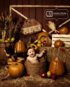 LOVE this background for fall photos - Click image to find more Photography Pinterest pins