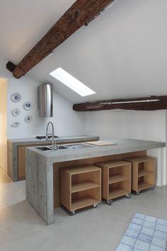 Il ritorno delle cucine in muratura – Foto