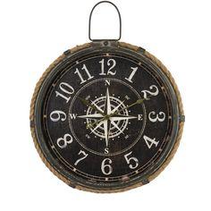 £20 Nautical Compass Wall Clock