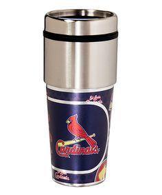 Arizona Cardinals Stainless Steel Travel Coffee Mug | Products ...