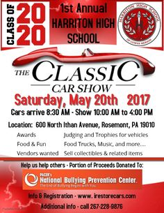 Classic Car Shows - Philadelphia, PA